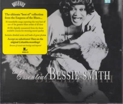 ESSENTIAL BESSIE SMITH BY SMITH,BESSIE (CD)