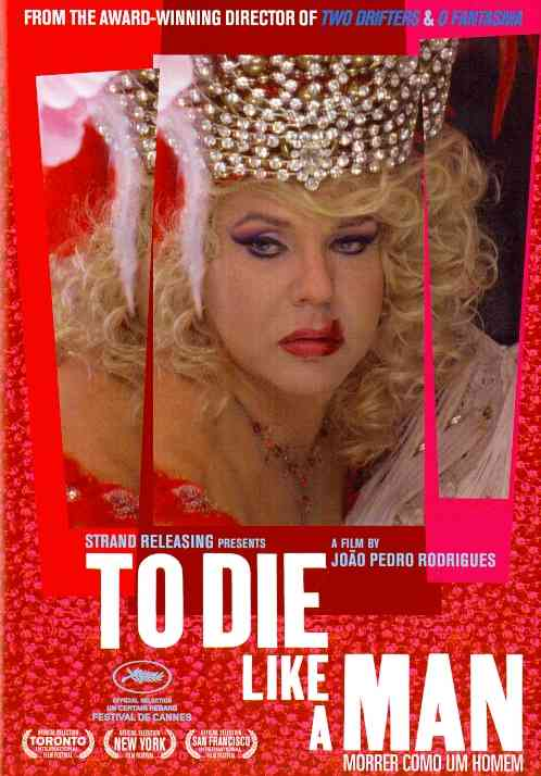 TO DIE LIKE A MAN BY RODRIGUES,JOAO PEDR (DVD)