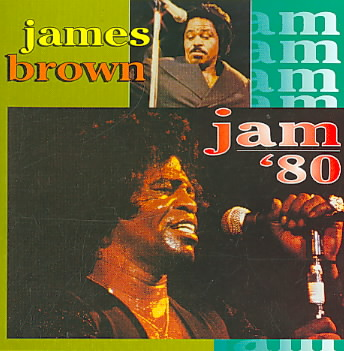 JAM 80 BY BROWN,JAMES (CD)